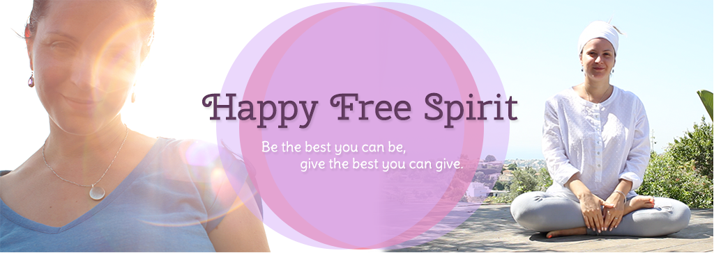 Happy Free Spirit header image