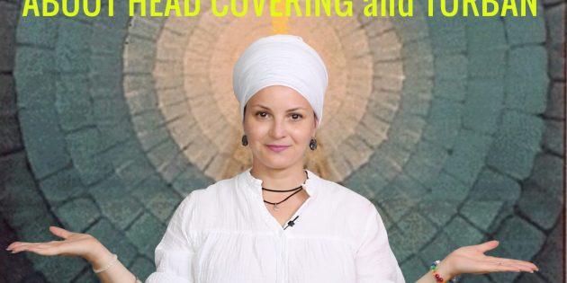 Kundalini turban